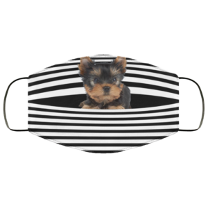 redirect 417 300x300 - Yorkshire Terrier Stripes face mask