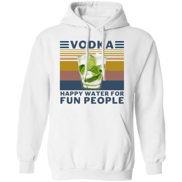 redirect 4550 600x600 - Vodka happy water for fun people shirt