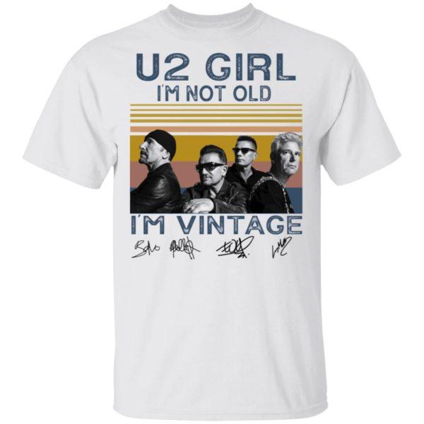 redirect 4553 600x600 - U2 Girl I'm not old I'm vintage signature shirt
