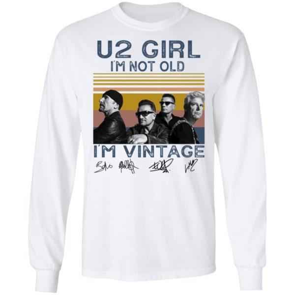 redirect 4558 600x600 - U2 Girl I'm not old I'm vintage signature shirt
