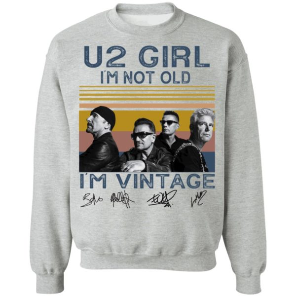 redirect 4561 600x600 - U2 Girl I'm not old I'm vintage signature shirt