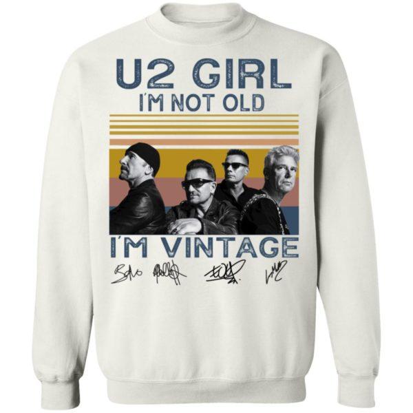 redirect 4562 600x600 - U2 Girl I'm not old I'm vintage signature shirt
