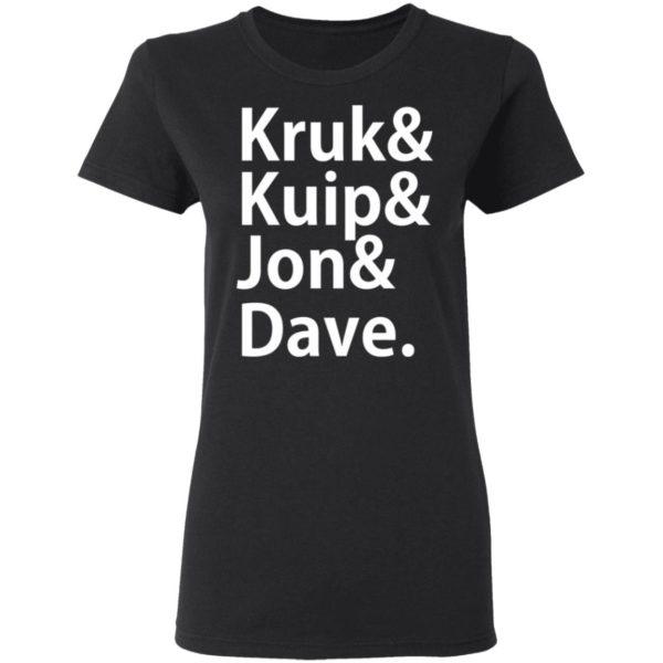 redirect 4595 600x600 - Kruk and Kuip and Jon and Dave shirt