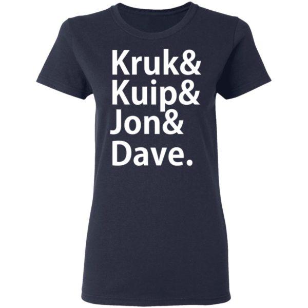 redirect 4596 600x600 - Kruk and Kuip and Jon and Dave shirt