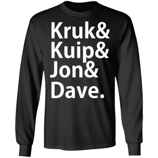 redirect 4597 600x600 - Kruk and Kuip and Jon and Dave shirt