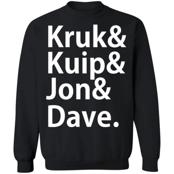 redirect 4601 600x600 - Kruk and Kuip and Jon and Dave shirt