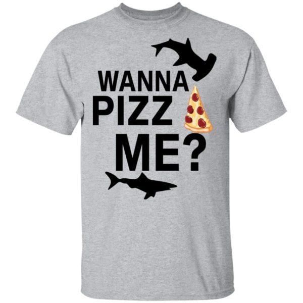redirect 4604 600x600 - Shark wanna pizza me shirt