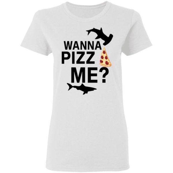 redirect 4605 600x600 - Shark wanna pizza me shirt