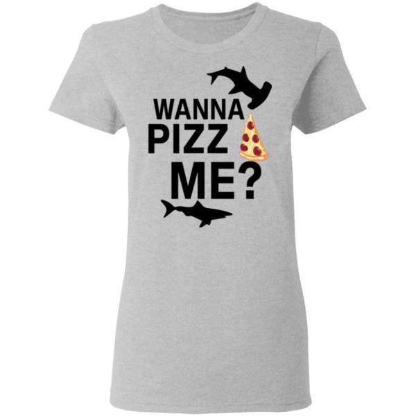 redirect 4606 600x600 - Shark wanna pizza me shirt