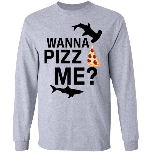 redirect 4607 600x600 - Shark wanna pizza me shirt