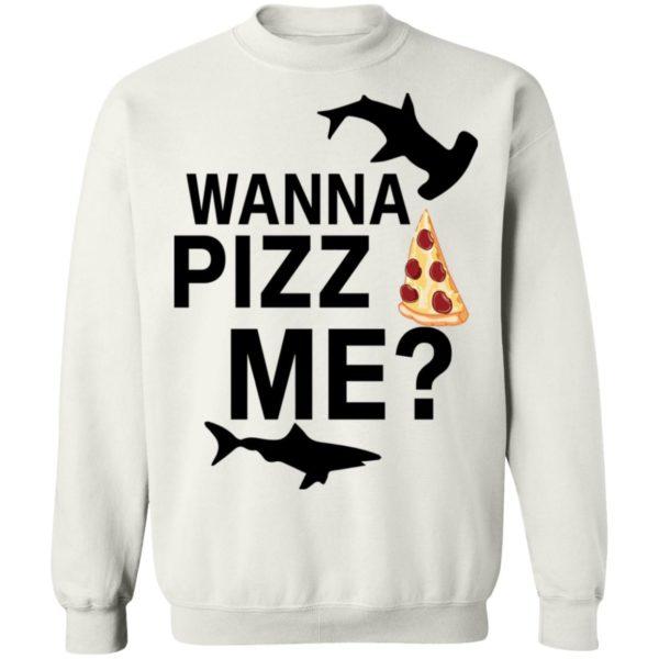 redirect 4612 600x600 - Shark wanna pizza me shirt