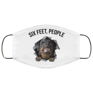 redirect 545 300x300 - Rottweiler six feet people face mask