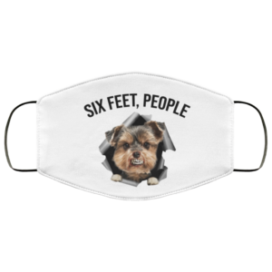 redirect 548 300x300 - Yorkshire Terrier six feet people face mask