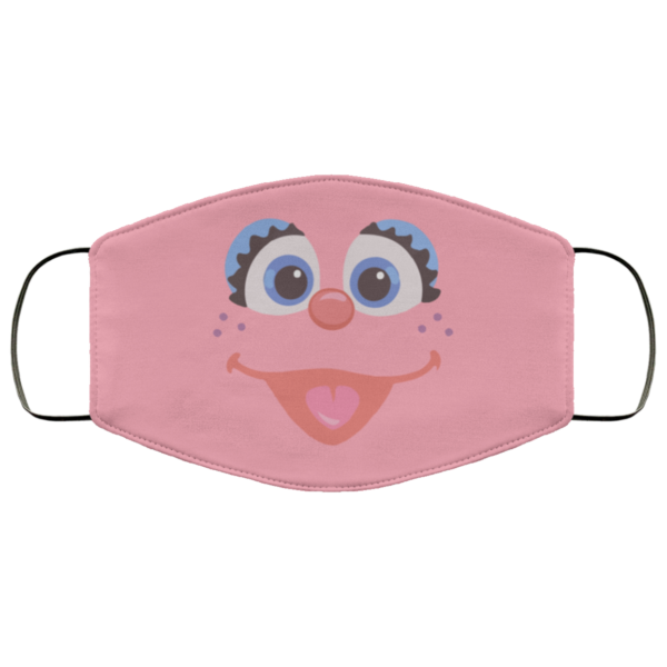 redirect 585 600x600 - Abby Cadabby face mask