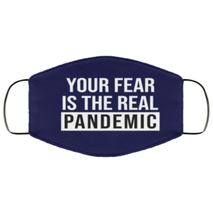 redirect 623 300x300 - Your fear is  the real pandemic face mask