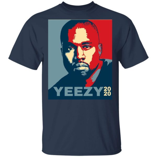 redirect 727 600x600 - Yeezy Kanye for president 2020 shirt