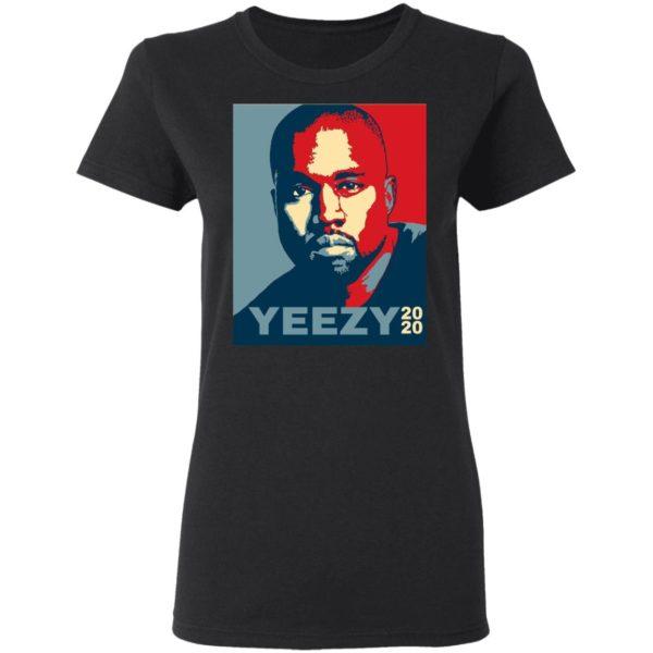 redirect 728 600x600 - Yeezy Kanye for president 2020 shirt