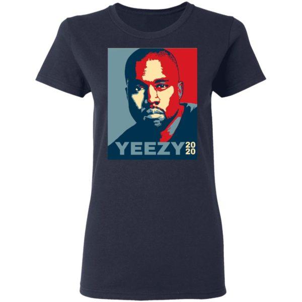 redirect 729 600x600 - Yeezy Kanye for president 2020 shirt