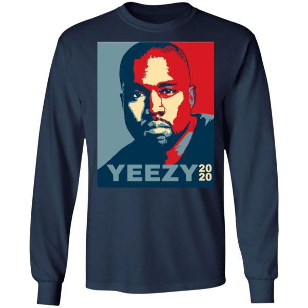 redirect 731 600x600 - Yeezy Kanye for president 2020 shirt