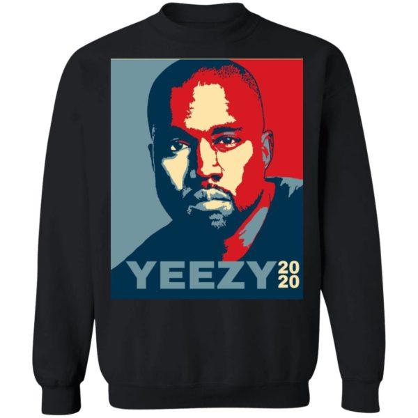 redirect 734 600x600 - Yeezy Kanye for president 2020 shirt