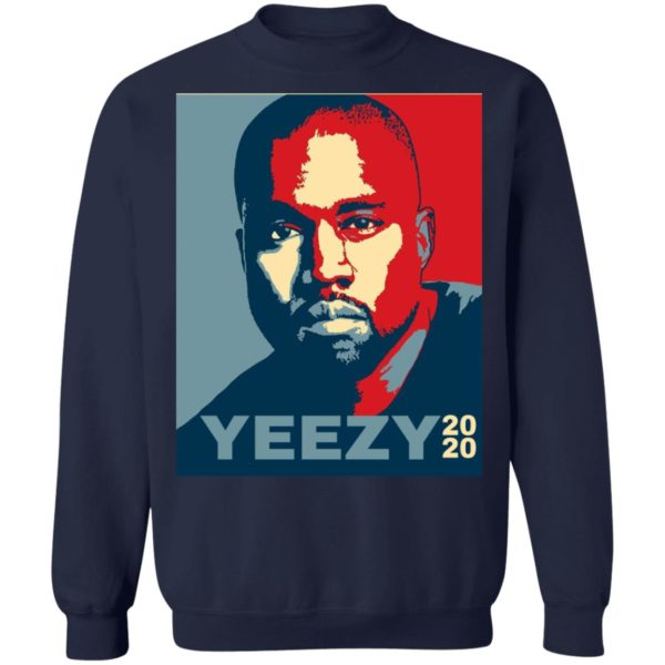 redirect 735 600x600 - Yeezy Kanye for president 2020 shirt
