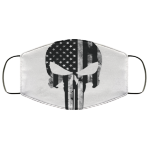redirect 763 300x300 - The Punisher American flag face mask