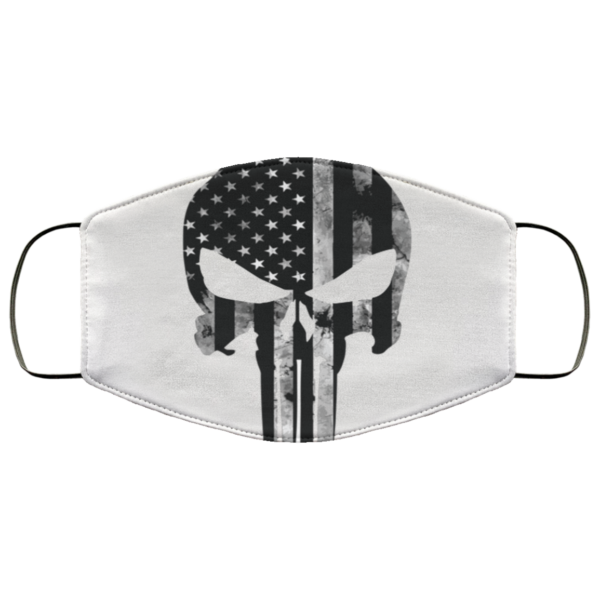 redirect 763 600x600 - The Punisher American flag face mask