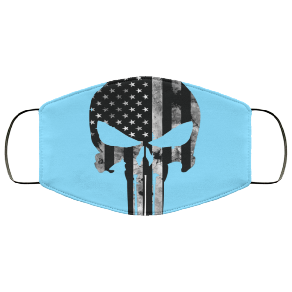 redirect 764 600x600 - The Punisher American flag face mask