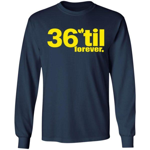 redirect 891 600x600 - Wu-Tang Clan 36 til forever shirt