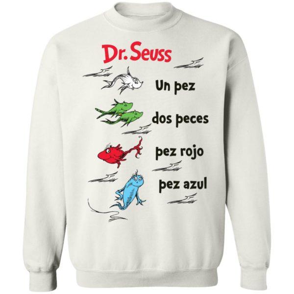 redirect 1170 600x600 - Un pez dos peces pez rojo pez azul Dr Seuss shirt
