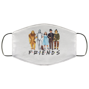 redirect 13 300x300 - The Wizard of Oz Friends face mask