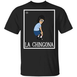 redirect 1727 300x300 - Tina Bob's Burger La Chingona shirt