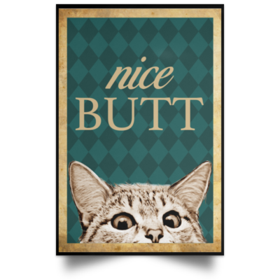 redirect 209 400x400 - Cat nice butt poster