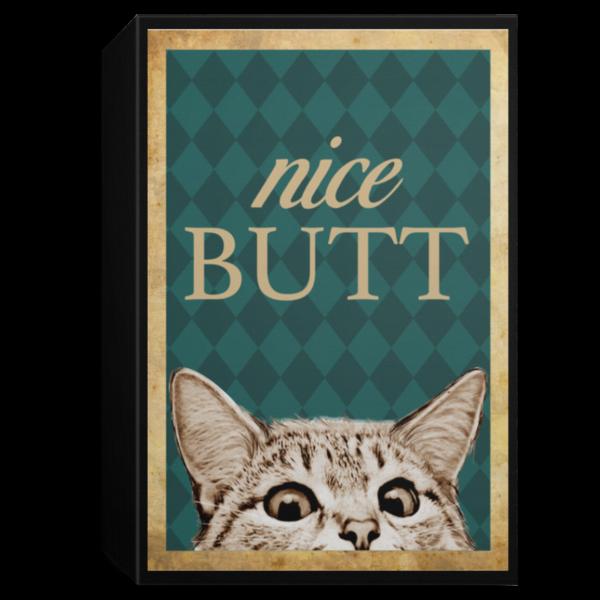 redirect 211 600x600 - Cat nice butt poster