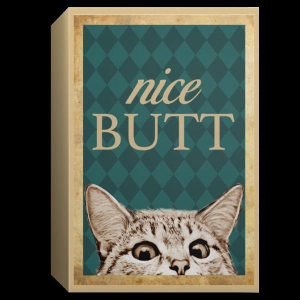 redirect 212 600x600 - Cat nice butt poster