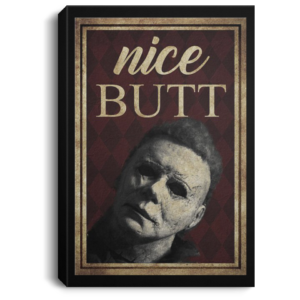 redirect 213 300x300 - Michael Myers nice butt poster