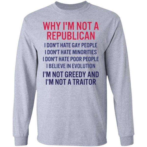 redirect 264 600x600 - Why i'm not a republican i don't hate gay people i don't hate minorities shirt