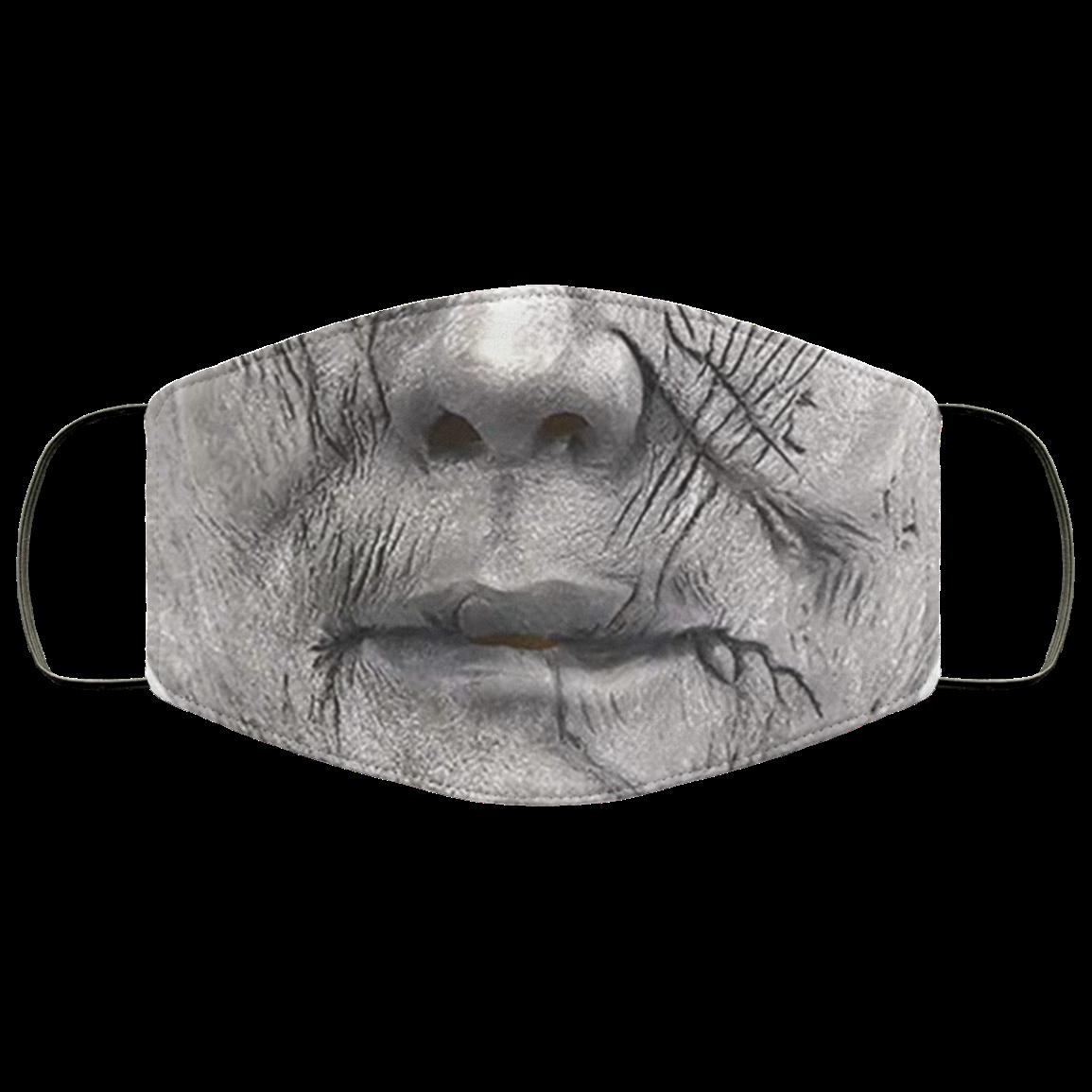 Michael Myers Halloween face mask - Rockatee