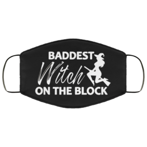 redirect 380 300x300 - Baddest witch on the block face mask