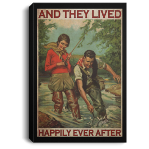 redirect 413 300x300 - Fishing and they lived happily ever after poster
