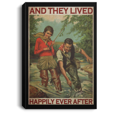 redirect 413 400x400 - Fishing and they lived happily ever after poster