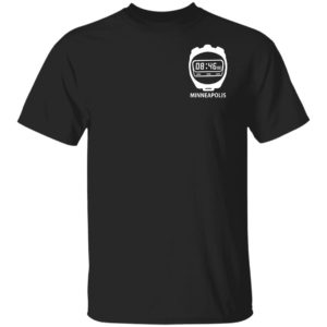 redirect 430 300x300 - Minneapolis 8 minutes and 46 seconds shirt