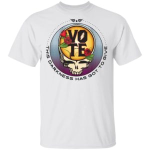 redirect 4730 300x300 - Vote this darkness has got to give shirt