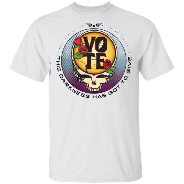 redirect 4730 600x600 - Vote this darkness has got to give shirt