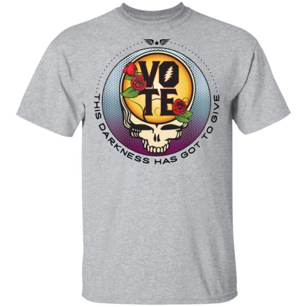 redirect 4731 600x600 - Vote this darkness has got to give shirt