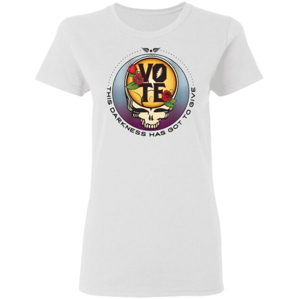 redirect 4732 600x600 - Vote this darkness has got to give shirt
