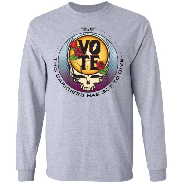 redirect 4734 600x600 - Vote this darkness has got to give shirt