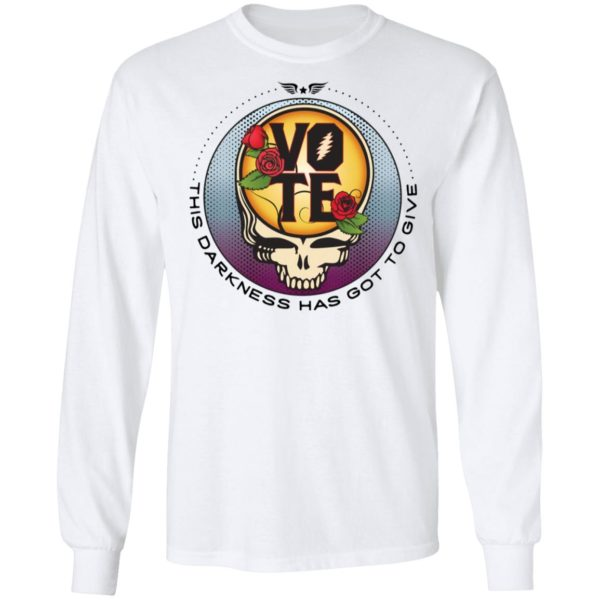 redirect 4735 600x600 - Vote this darkness has got to give shirt