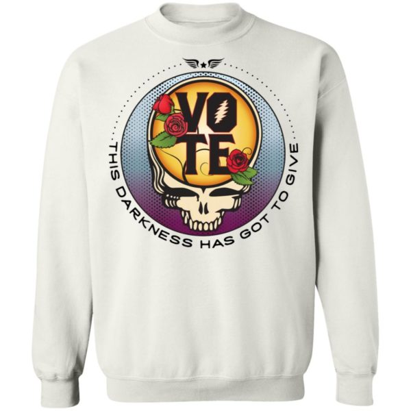 redirect 4739 600x600 - Vote this darkness has got to give shirt