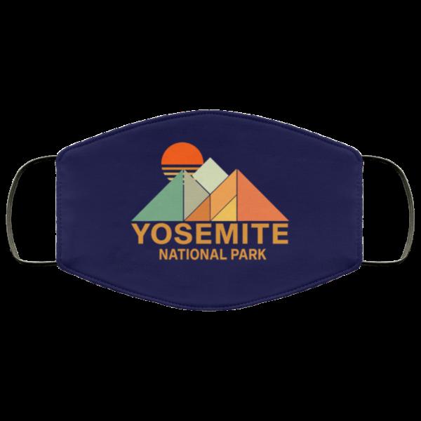 redirect 52 600x600 - Yosemite national park face mask
